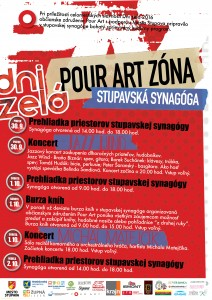 Pour Art Dni zela 2016 - plagat FINAL